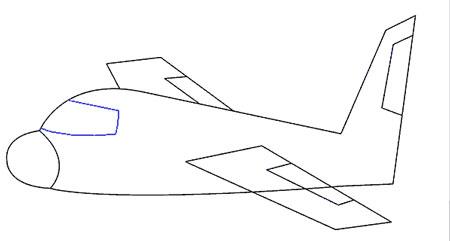اموزش کشیدن نقاشی هواپیما برای کودکان اموزش کشیدن نقاشی هواپیما برای کودکان