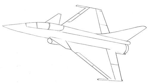 عکس نقاشی هواپیمای جنگی