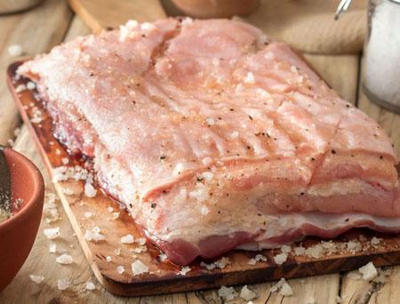 عکس نمک سود کردن گوشت