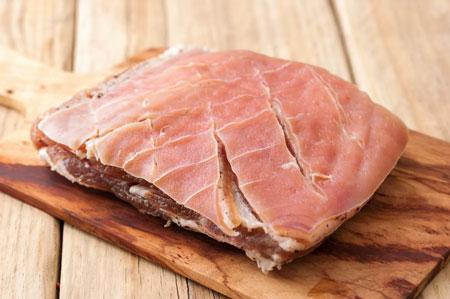عکس بیکن گوشت