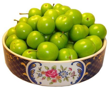 خواص گوجه سبز در طب اسلامی