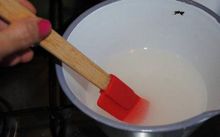 عکس ترکیب آب و شکر