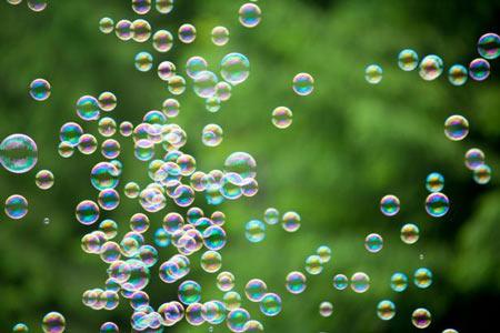 عکس حباب زیبا