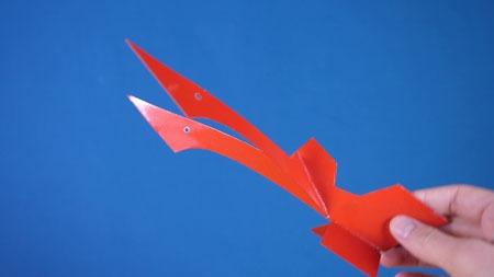 عکس شاسی کاردستی هواپیما