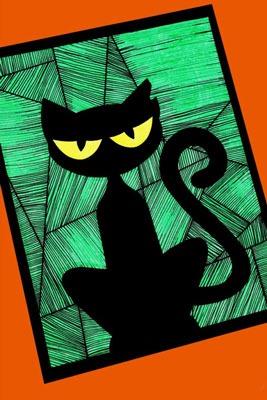 عکس نقاشی گربه سیاه